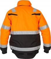 Hydrowear Morley winterjack - Oranje/Zwart-2