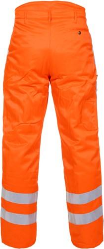 Hydrowear Andorra RWS Winterwerkbroek - Oranje-2
