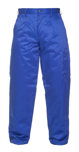 Hydrowear Edirne Winterwerkbroek - Royal Blauw