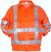 Hydrowear Athene RWS Zomerjacket - Oranje-1