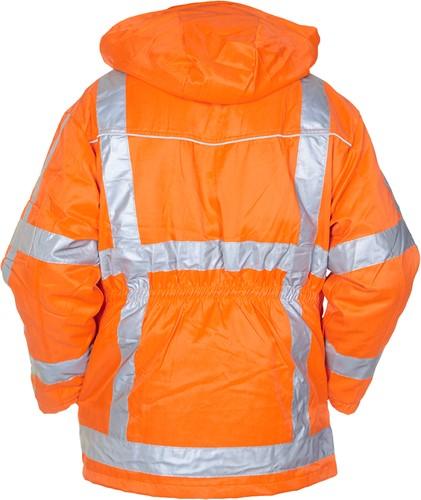Hydrowear Aspen RWS Winterparka - Oranje-2