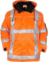 Hydrowear Aspen RWS Winterparka - Oranje-1