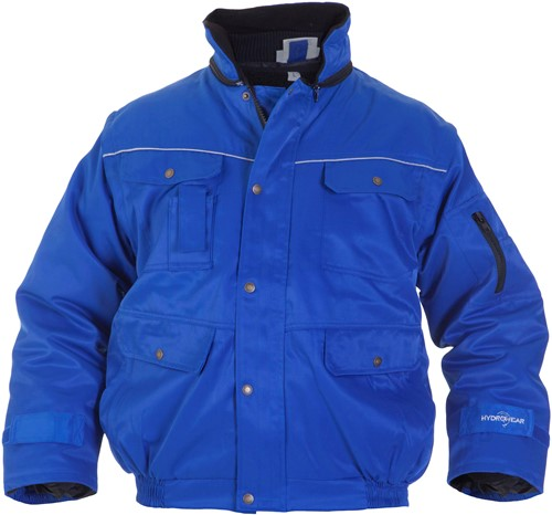 Hydrowear Essen Winterjack - Royal Blauw-1