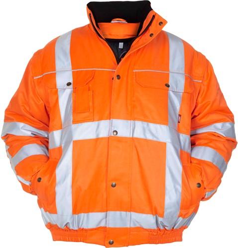 Hydrowear Leiden Jack - Oranje