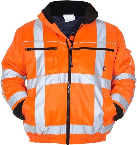 Hydrowear Arosia RWS Winterjack - Oranje