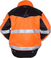 Hydrowear Helsinki Winterjack - Oranje/zwart-2