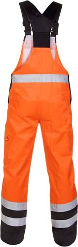 Hydrowear Huntsville Amerikaanse Overall - Oranje/Zwart-2