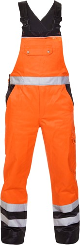 Hydrowear Huntsville Amerikaanse Overall - Oranje/Zwart-1