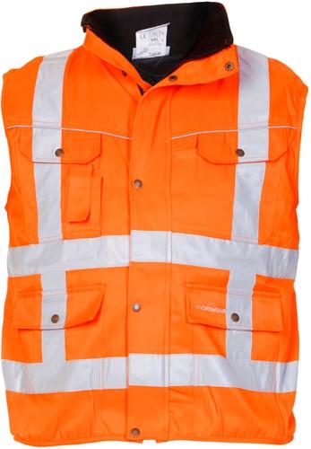 Hydrowear Aken RWS Bodywarmer - Oranje-S