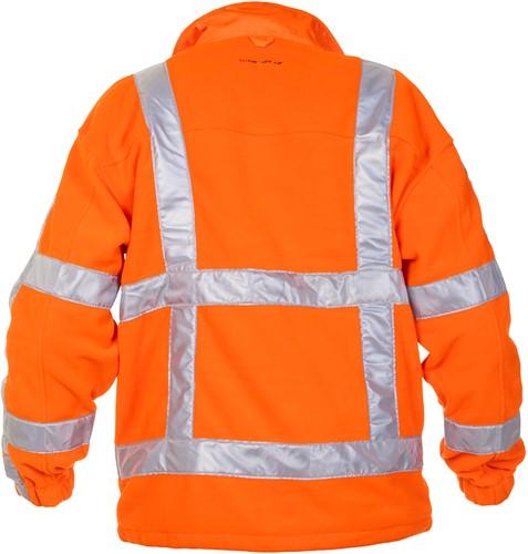 Hydrowear Tongeren RWS Fleecesweater - Oranje-2
