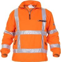 Hydrowear Tongeren RWS Fleecesweater - Oranje-1