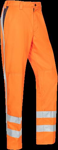 Sioen Meddo Signalisatie Broek (RWS)-Fluo Oranje-I46
