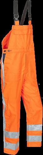 Sioen Zuten Signalisatie Bavetbroek (RWS)-Fluo Oranje-R56