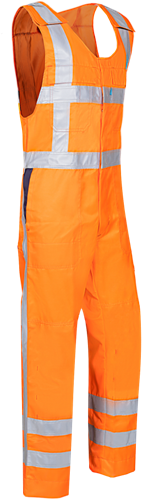 Sioen Herven RWS Coverall-Fluo Oranje-I46