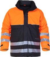 Hydrowear Nijkerk Parka - Oranje/Zwart