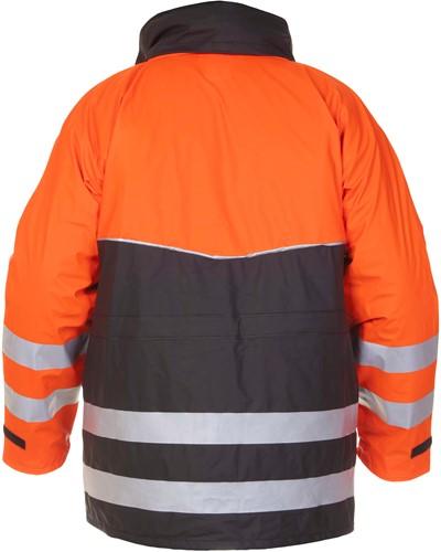 Hydrowear Nysted Parka - Oranje/zwart-2
