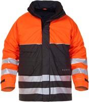 Hydrowear Nysted Parka - Oranje/zwart-1