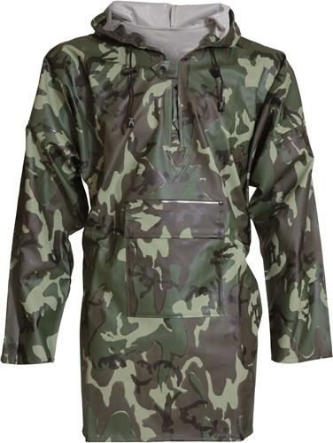 Elka Rain Hunting Regenjas-SPC-Camouflage