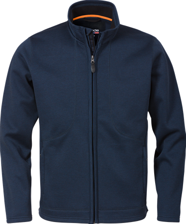 Acode Heren fleece sweatjack
