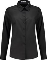 Dames blouse Juliette LM - Zwart-1