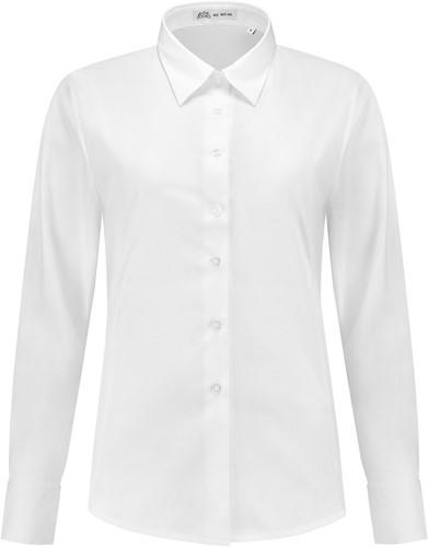 Dames blouse Juliette LM - Wit-1
