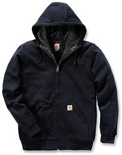 Carhartt Colliston Sherpa Lined Zip Front Sweater