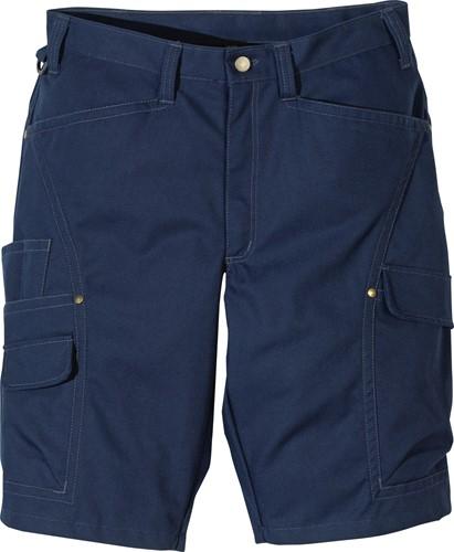 Fristads Korte broek 254 BPC-C44-Donker marineblauw