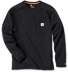 Carhartt Force Cotton Long Sleeve Shirt-1
