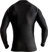 Fristads T-shirt lange mouwen met korte rits 789 OF-2