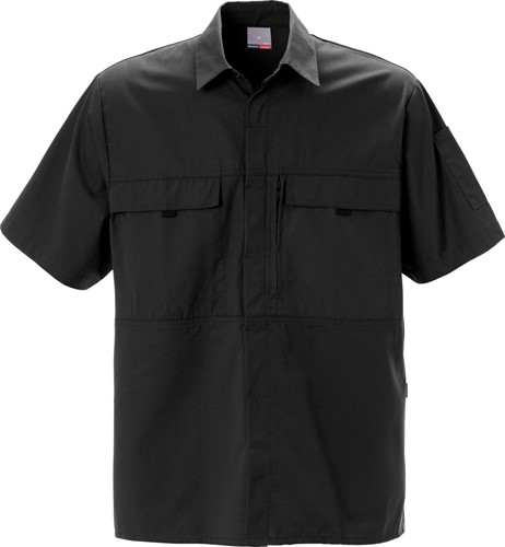 Fristads Overhemd 733 SB-Zwart-XS-1