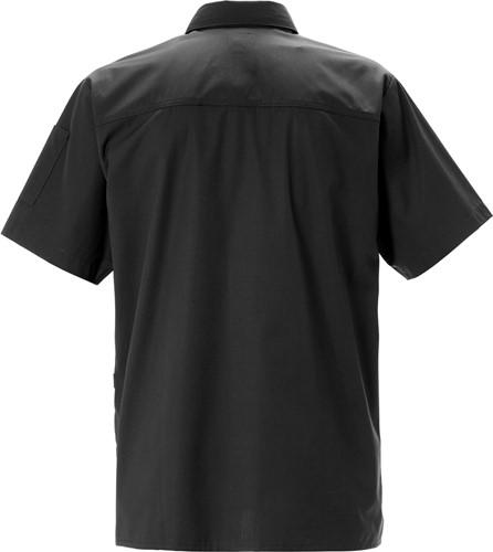 Fristads Overhemd 733 SB-Zwart-XS-2