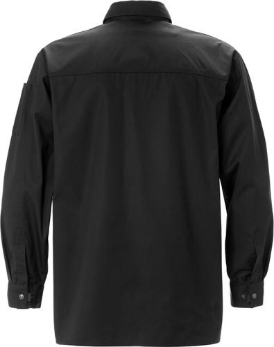 Fristads Overhemd 735 SB-Zwart-XS-2