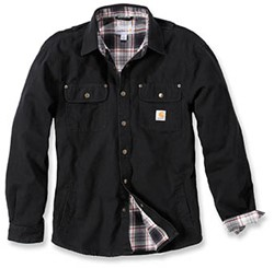 Carhartt WeatheRood Canvas Shirt jack