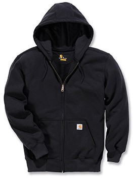Carhartt Paxton Heavyweight Sweater-Zwart-S