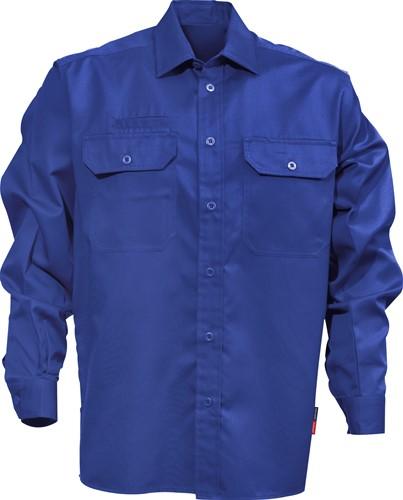 Fristads Overhemd 7385 B60-S-Koningsblauw