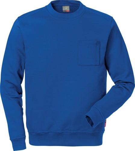Fristads Sweatshirt 7394 SM-XS-Koningsblauw