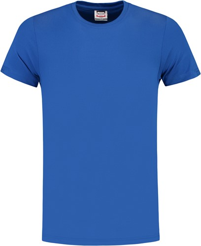 Tricorp TBA180 T-Shirt Cooldry Bamboe Slim Fit -XXS-Royaal Blauw