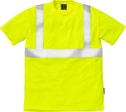 Fristads High vis T-shirt klasse 2 7411 TP