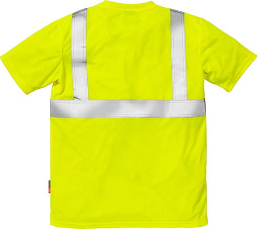 Fristads High vis T-shirt klasse 2 7411 TP-2