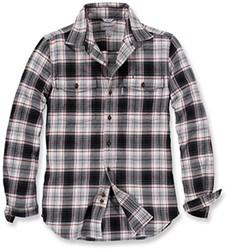 Carhartt Trumbull Slim Fit Flannel blouse