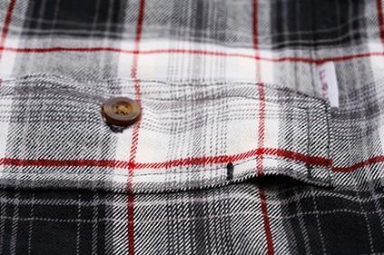 Carhartt Trumbull Slim Fit Flannel blouse-2