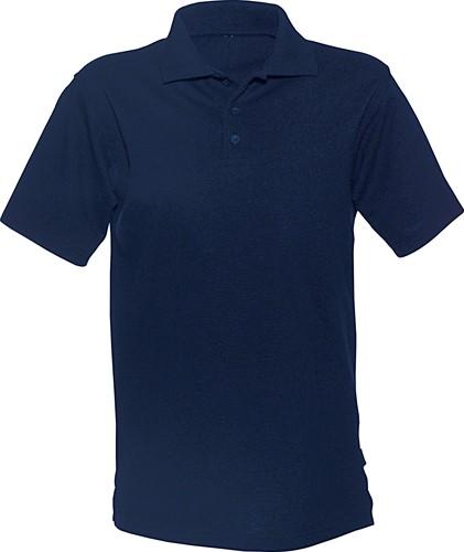 Hejco Sam Poloshirt unisex-Donkerblauw-2XS
