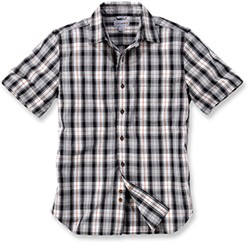Carhartt Slim Fit Plaid Short Sleeve blouse
