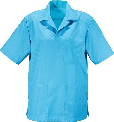 Hejco Lex Unisex oversteektuniek-Turquoise-2XS