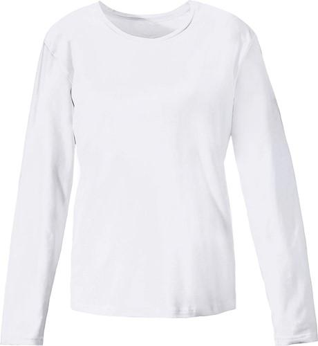 Hejco Andy Unisex T-shirt-Wit-XS