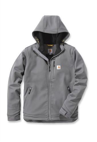 Carhartt Crowley Hooded jack-Charcoal-S-1