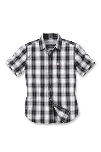 Carhartt Slim Fit Plaid Shirt S/S-1