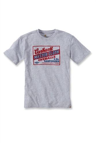 Carhartt Maddock Master Cloth Graphic Short Sleeve T-Shirt-1