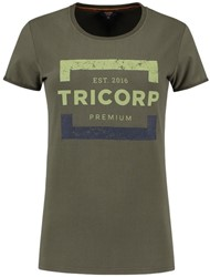 Tricorp 104004 T-Shirt Premium Dames