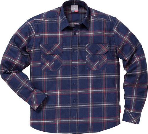Fristads Flanellen overhemd 7421 MSF